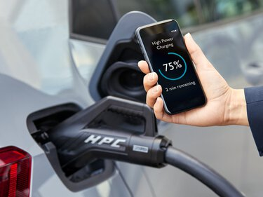 Charge electric cars in just a few minutes with High Power Charging (HPC)