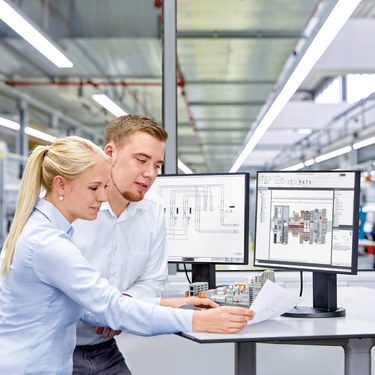 The PROJECT complete planning software intuitively supports the entire engineering process.