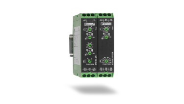 Multifunctional timer relays for all conventional time control applications
