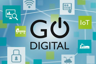 GO DIGITAL – network technology from Phoenix Contact