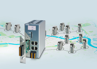 Networked Unmanaged and Managed Ethernet extenders