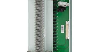 MACX Analog Termination Carrier unequipped