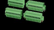 Rozteč 3,5/ 3,81mm (vertikální konektory)