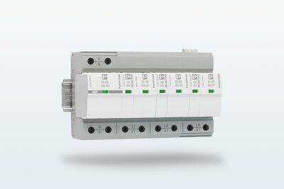 超載保護和干擾抑制濾波器