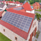 Protección contra sobretensiones para instalaciones fotovoltaicas