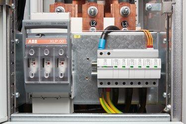 Parafoudre basse tension FLT Safe Energy Control type 1+2 spécial dans la distribution principale