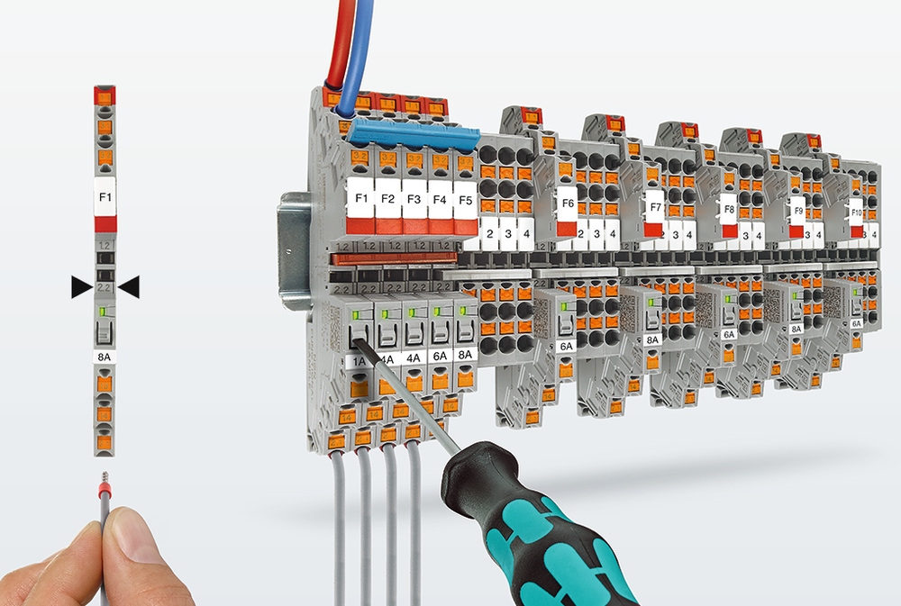 Jednokanłowe wyłączniki elektroniczne PTCB, czyli jak zaoszczędzić cenne miejsce w szafie.