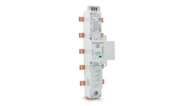Combined lightning current and surge arresters for the meter panel – more free space for tailored solutions