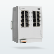 Managed TSN Switches for time synchronization