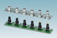 Circular data connectors