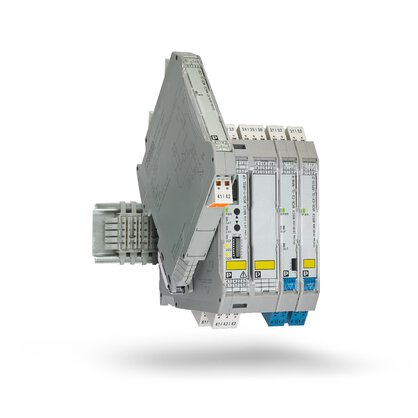 Signal conditioners with functional safety and explosion protection