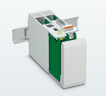 ICS series modular electronics housings – additional overall width for greater flexibility
