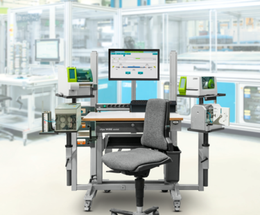 Ergonomic design of the clipx WIRE assist worker assistance system