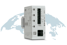 CBMC device circuit breakers with IO-Link interface