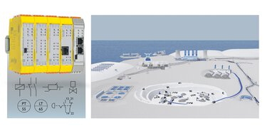 PSRmodular configurable safety system with application example