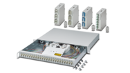 Patch panels and splice boxes (FO)