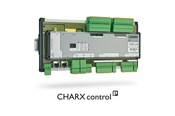 CHARX control professional – DC charging controller for fast charging stations