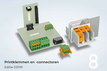 Printklemmen en -connectoren