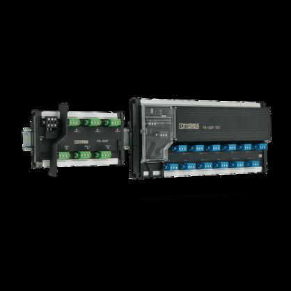 Fieldbus distributors and segment couplers