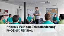 Wie fördert Phoenix Feinbau Talente?
