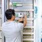 Elektronikgehäuse und Anschlusstechnik für I/O-Systeme